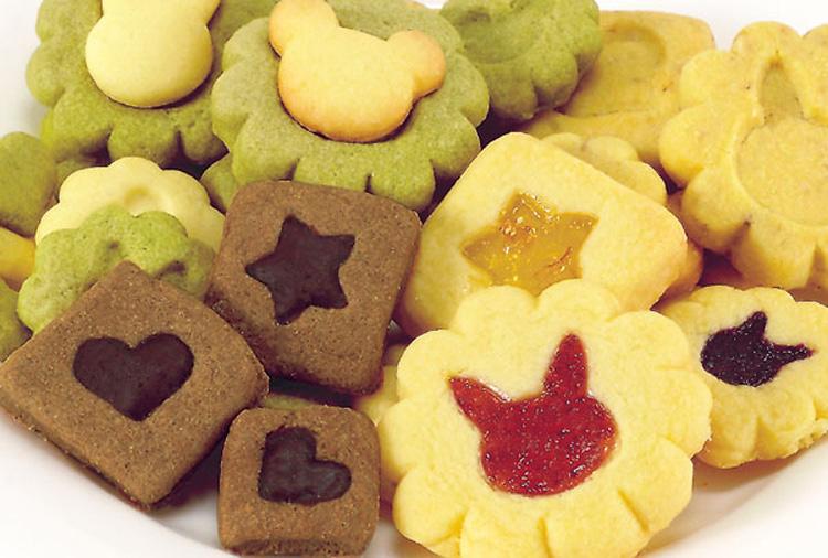 曲奇饼干模具套装16款造型