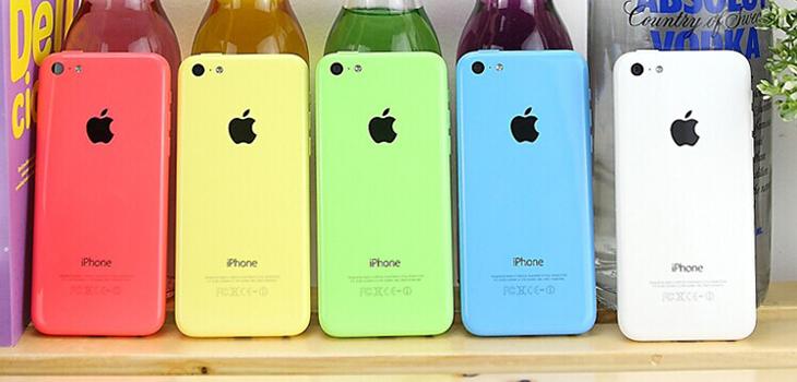 苹果5c iphone5c 苹果智能手机