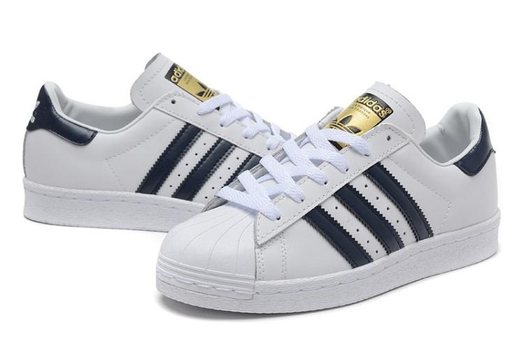 阿迪达斯 adidas 史密斯金标贝壳头三叶草neo男鞋女鞋