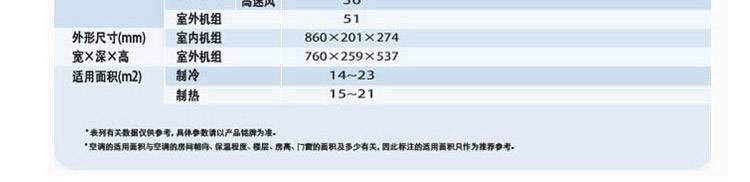 春兰kfr-32gw/vf2d-e1b空调