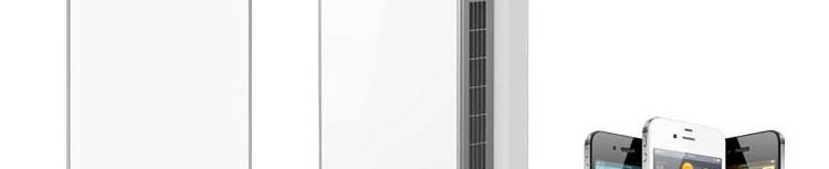 奥克斯(aux)kfr-51lw/da+3空调 2p 定频 冷暖 三级能效 柜式 空调