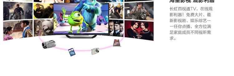 长虹彩电led32c2000id 32英寸 全高清 安卓智能 led液晶电视