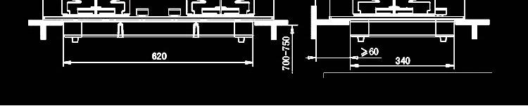 燃气灶3v脉冲点火电路图