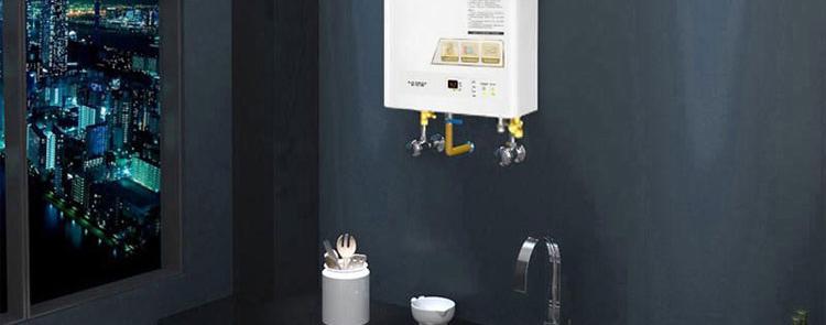 o.史密斯(a.o.smith) 13升tc 防煤气中毒宽频恒温燃气热水器天然气